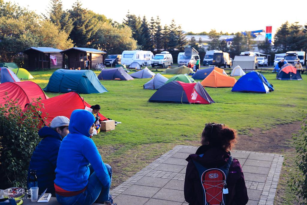 冰島首都雷克雅維克最推薦露營地 Reykjavik Campsite ( Reykjavik Eco Campsite)