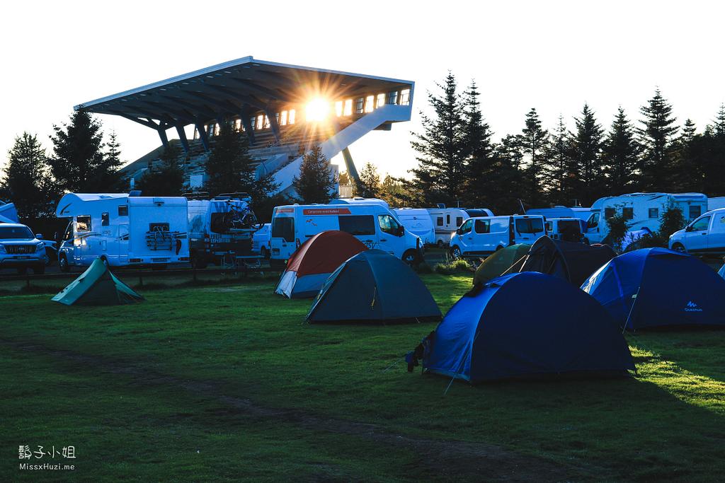 Read more about the article [住宿] 冰島首都雷克雅維克 最推薦露營地 Reykjavik Campsite ( Reykjavik Eco Campsite)