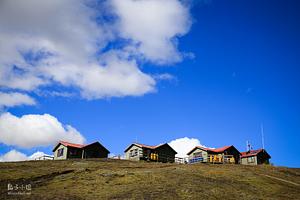 冰島徒步旅行(5) Emstrur (Botnar) to Þórsmörk 享受荒涼充滿變化的最後一天