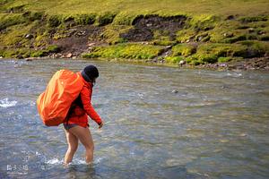 冰島徒步旅行(4) Álftavatn to Emstrur 赤腳渡河差點凍傷了腳指頭!