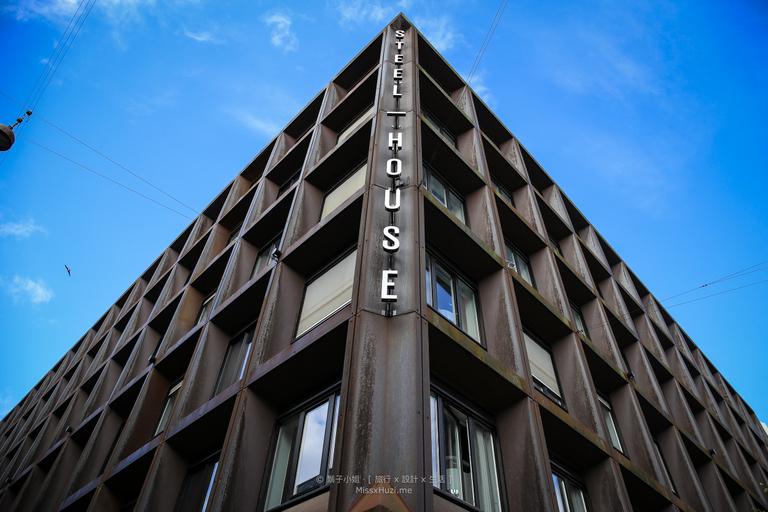 [丹麥・便宜住宿推薦] 哥本哈根鋼鐵屋 Steel House Copenhagen,平日600台幣,假日800台幣,CP值爆表!